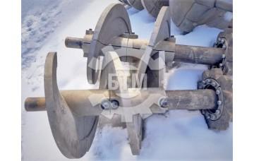Шнеки накопительного бункера Shuttle Buggy