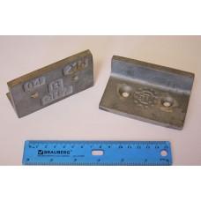 Скребок ленты транспортерной AMMANN 215 04 В СН 7