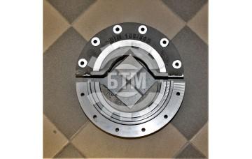 Полукольцо уплотнительное поворотное М1S23. 150504; Фиксированное уплотнительное полукольцо М1S21. 150505