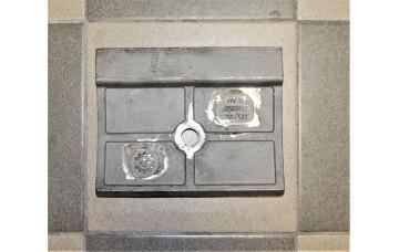 Броня центральная затвора Ammann M1S-05 (033) (150-521)