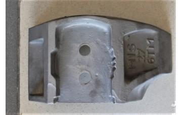 Лопатка боковая Ammann M1S-27