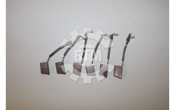 Угольные щетки привода двигателя СКИПа 16х8х25-С40 М9