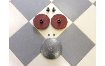 Изготовление изделий привода дозатора битума