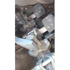 Стойки, лопатки, защиты, ответные части установка teltomat 160