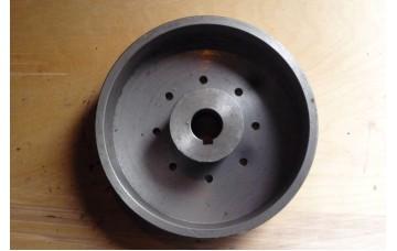 Тормозной барабан лебедки скипа