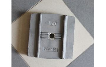 Лопасть смесителя 2087-05 центральная