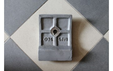 Броня затвора боковая M1S 034