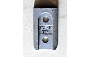Крепление стойки STO1491